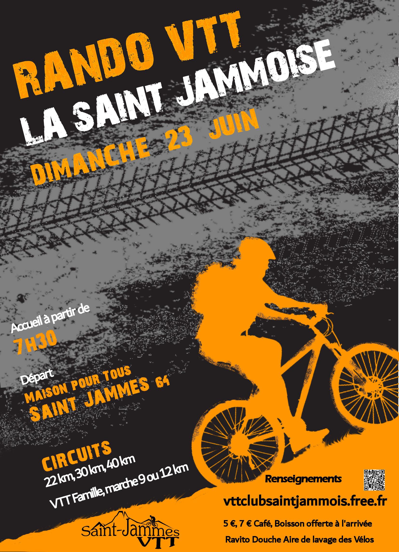 Saint Jammoise VTT Club Saint Jammois