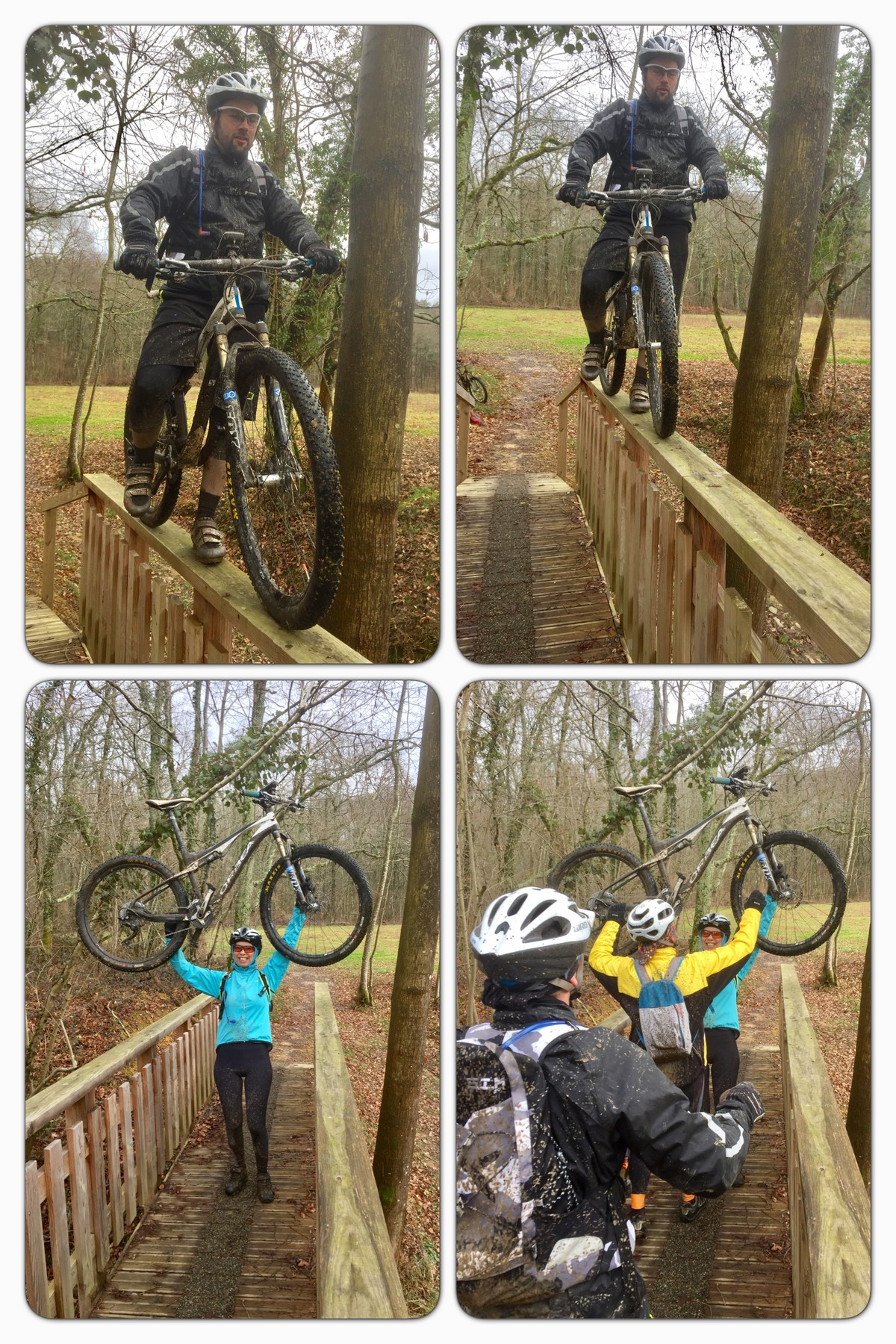 vtt club saint jammois